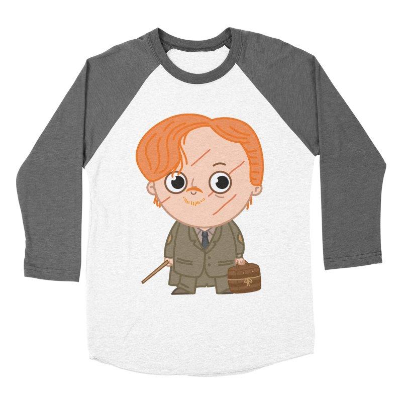 Proffessor Lupin Men's Baseball Triblend Longsleeve T-Shirt by Pepe Rodríguez