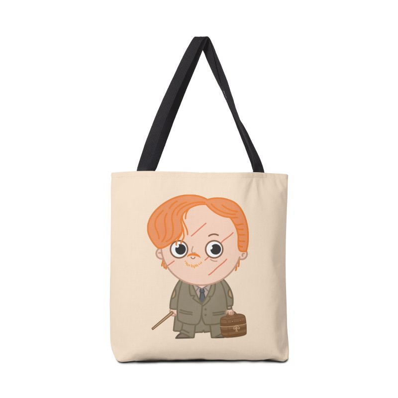 Proffessor Lupin Accessories Tote Bag Bag by Pepe Rodríguez