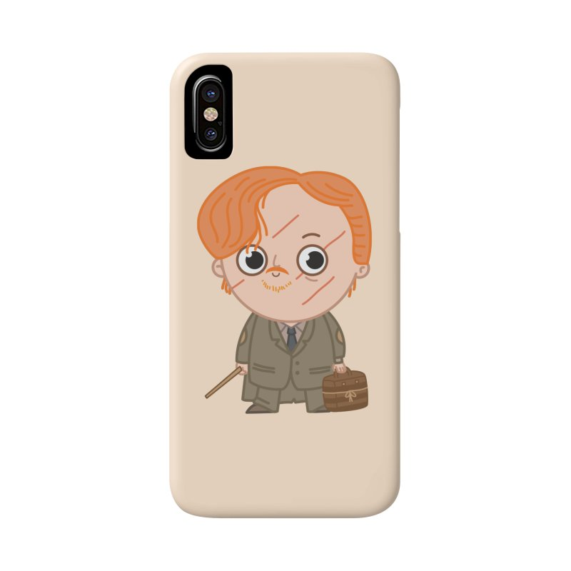Proffessor Lupin Accessories Phone Case by Pepe Rodríguez