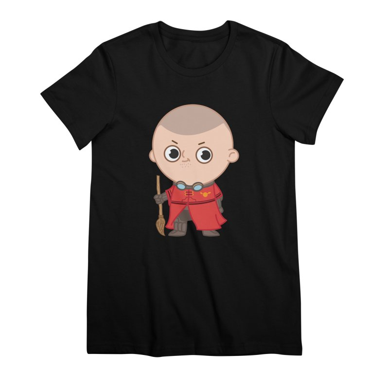 Krum Women's Premium T-Shirt by Pepe Rodríguez