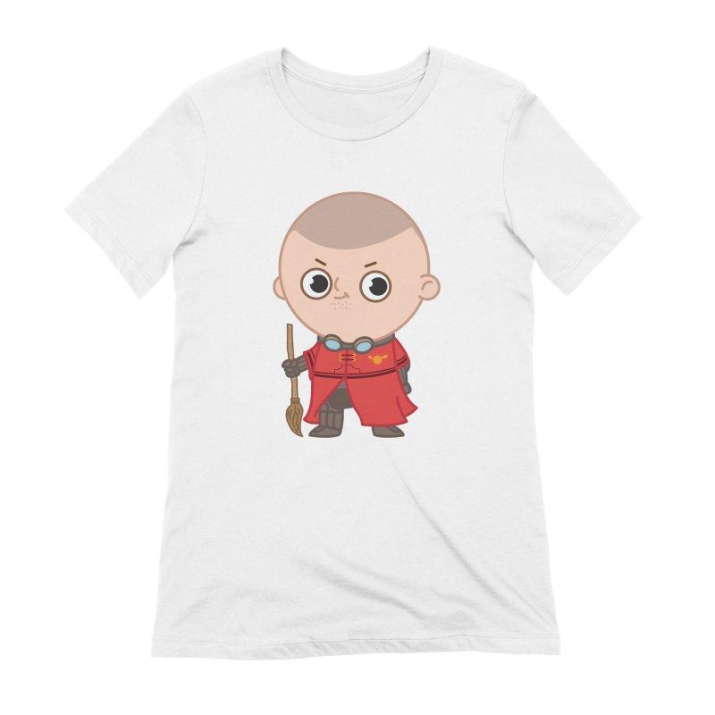 Krum Women's Extra Soft T-Shirt by Pepe Rodríguez