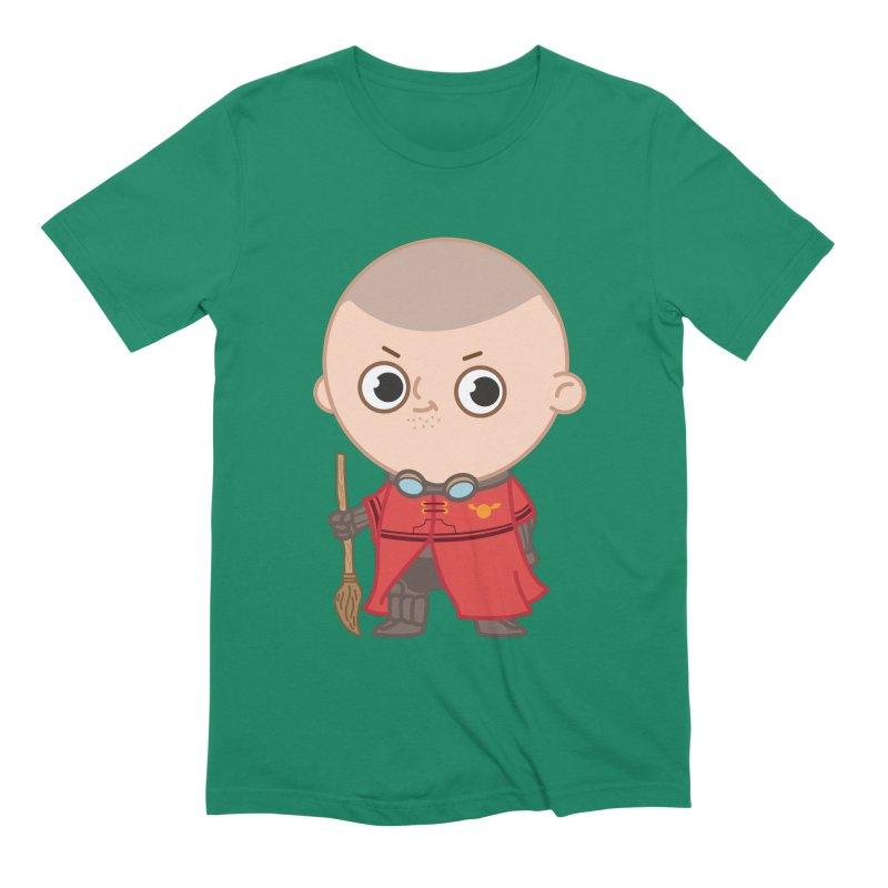 Krum Men's Extra Soft T-Shirt by Pepe Rodríguez