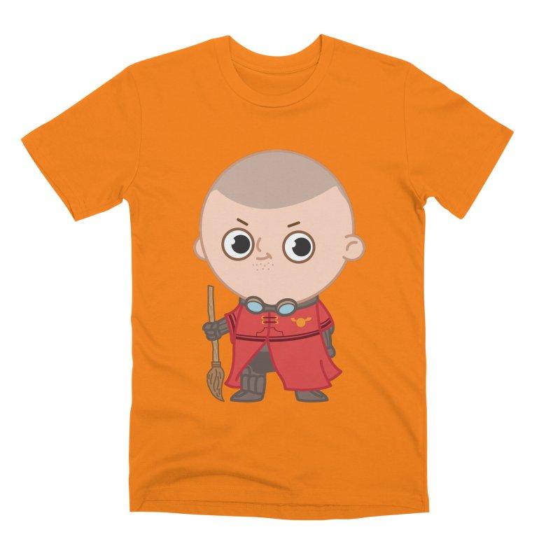 Krum Men's Premium T-Shirt by Pepe Rodríguez