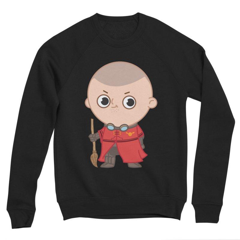 Krum Men's Sponge Fleece Sweatshirt by Pepe Rodríguez