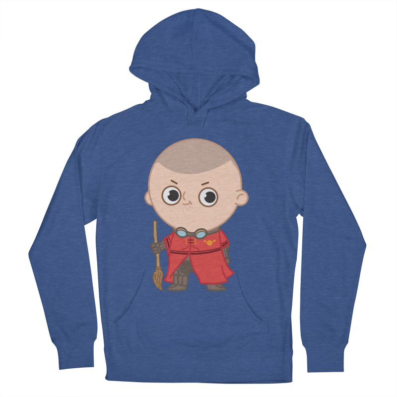 Krum Men's French Terry Pullover Hoody by Pepe Rodríguez
