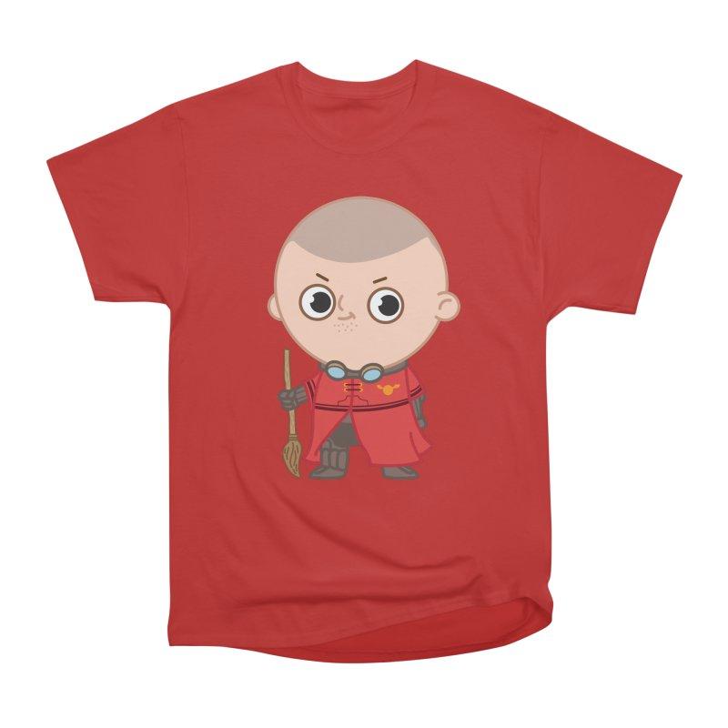 Krum Men's Heavyweight T-Shirt by Pepe Rodríguez