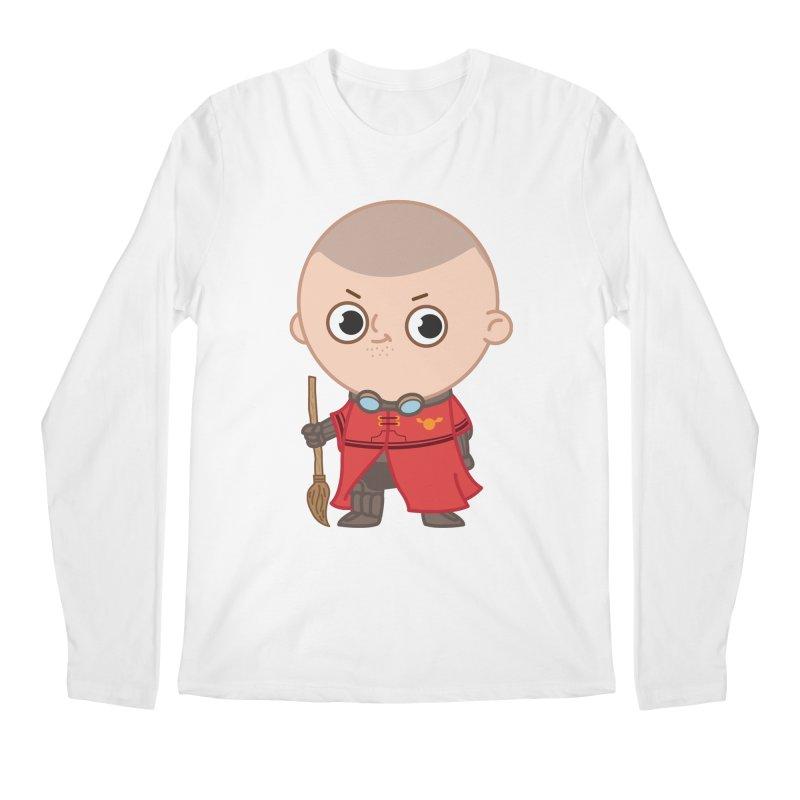 Krum Men's Regular Longsleeve T-Shirt by Pepe Rodríguez