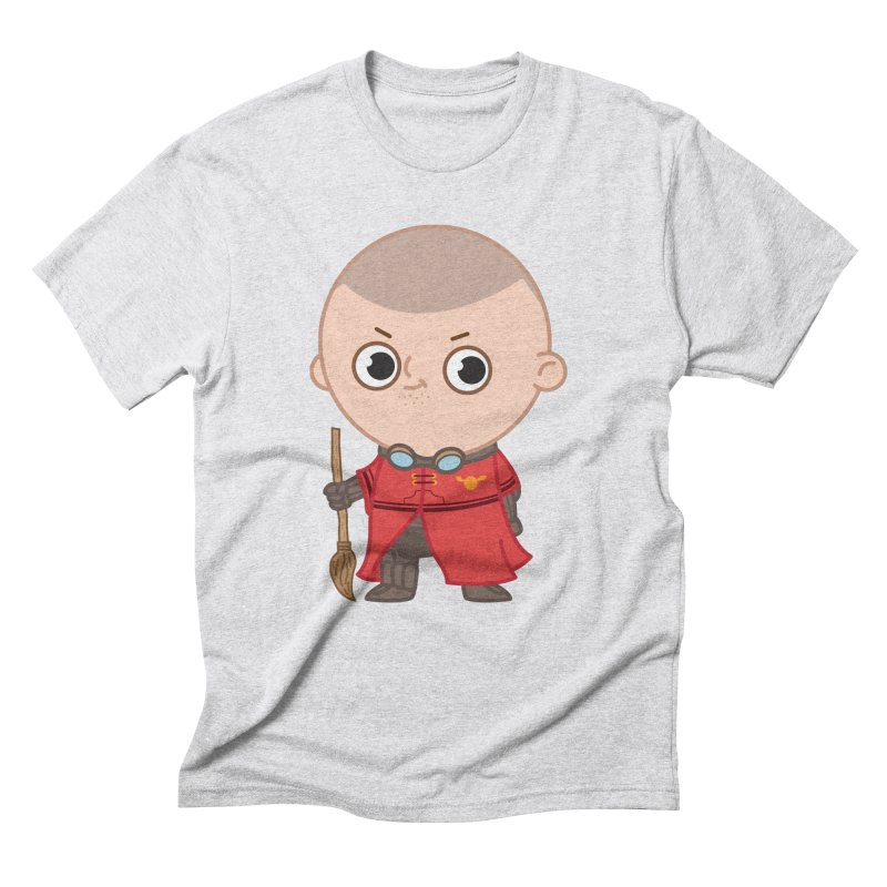 Krum Men's Triblend T-Shirt by Pepe Rodríguez