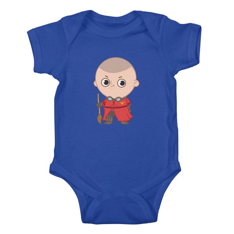 Krum Kids Baby Bodysuit by Pepe Rodríguez