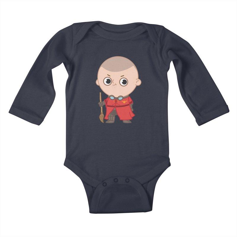 Krum Kids Baby Longsleeve Bodysuit by Pepe Rodríguez