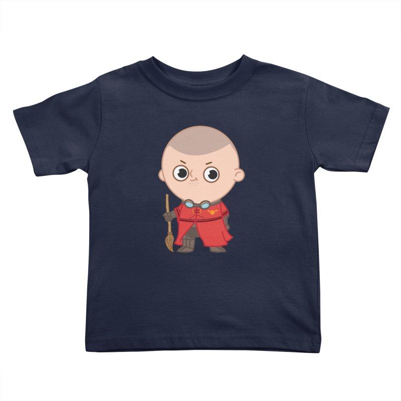 Krum Kids Toddler T-Shirt by Pepe Rodríguez