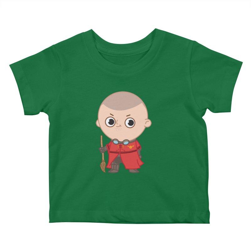 Krum Kids Baby T-Shirt by Pepe Rodríguez