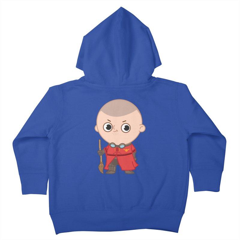 Krum Kids Toddler Zip-Up Hoody by Pepe Rodríguez