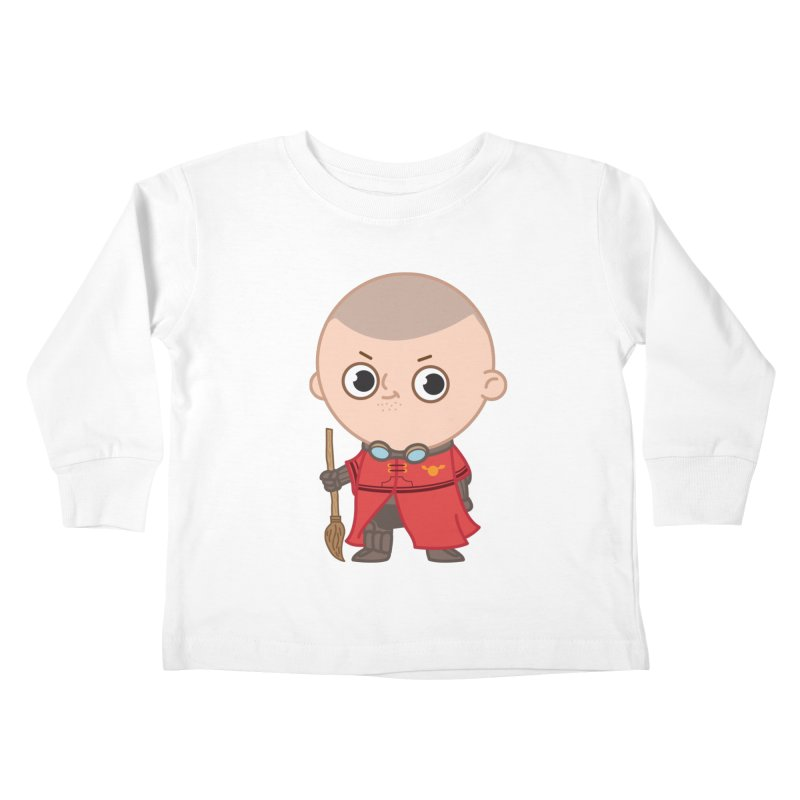 Krum Kids Toddler Longsleeve T-Shirt by Pepe Rodríguez