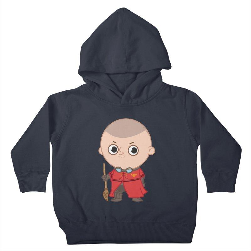 Krum Kids Toddler Pullover Hoody by Pepe Rodríguez