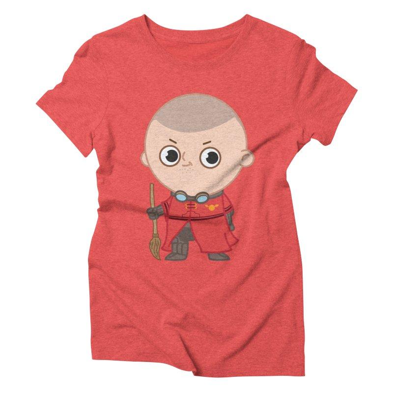 Krum Women's Triblend T-Shirt by Pepe Rodríguez