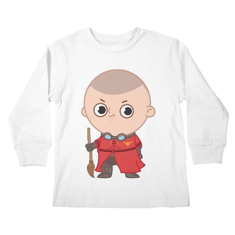 Krum Kids Longsleeve T-Shirt by Pepe Rodríguez