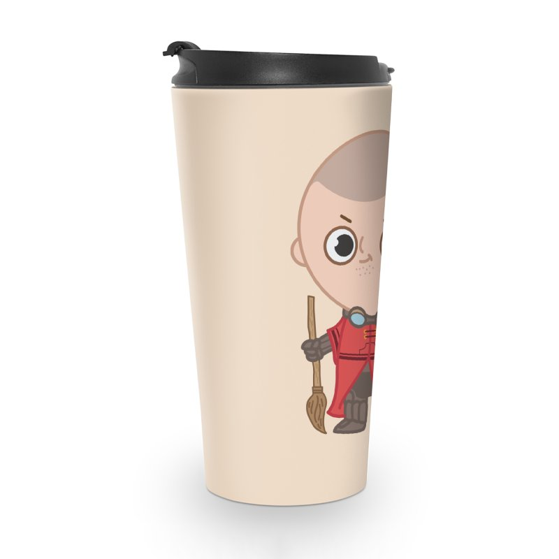 Krum Accessories Travel Mug by Pepe Rodríguez