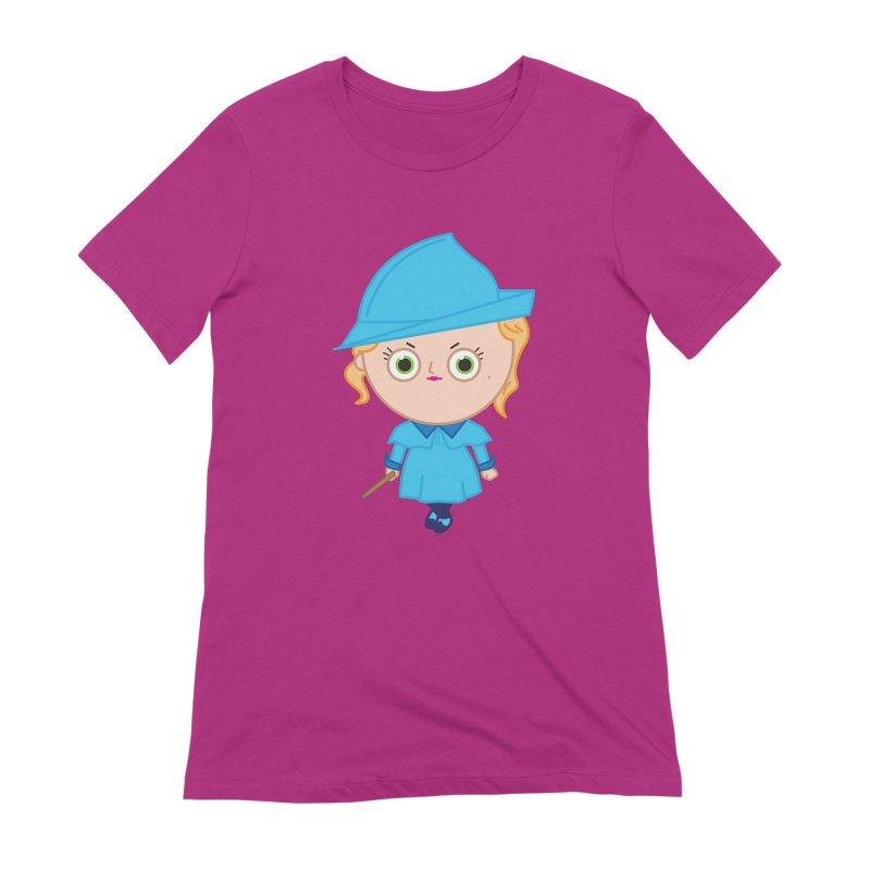 Fleur Women's Extra Soft T-Shirt by Pepe Rodríguez