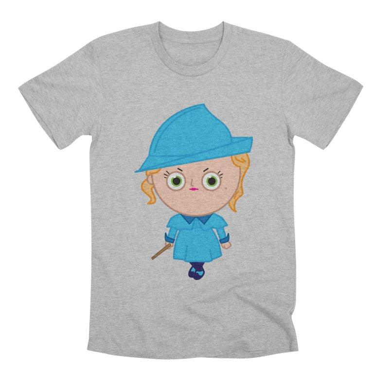 Fleur Men's Premium T-Shirt by Pepe Rodríguez