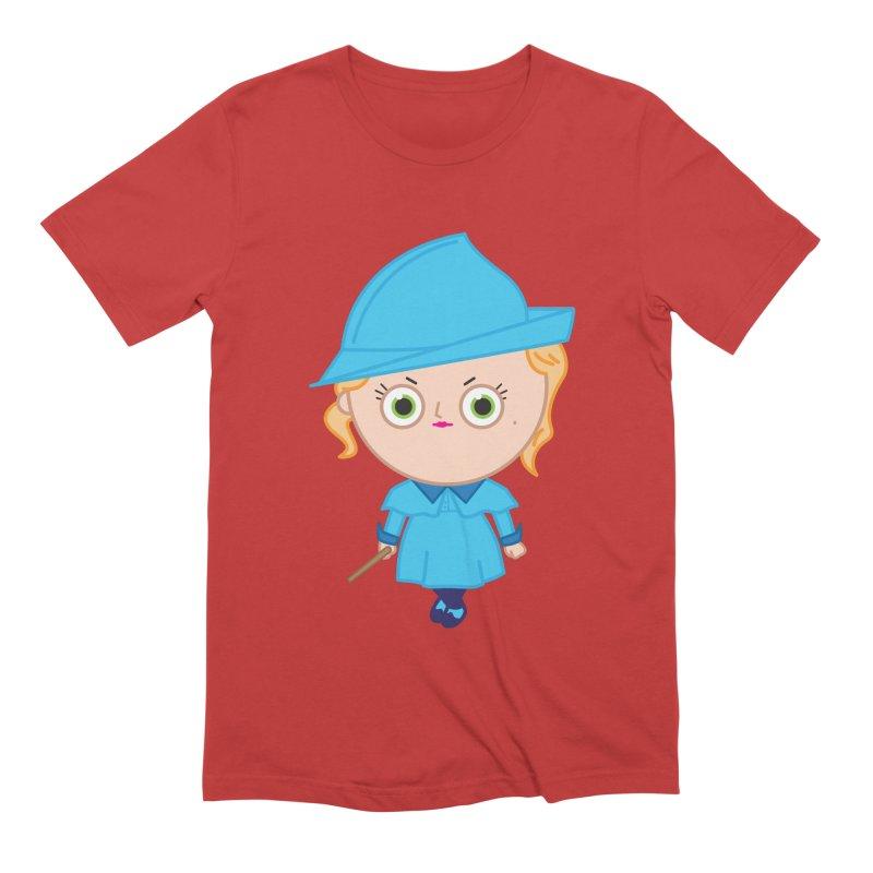 Fleur Men's Extra Soft T-Shirt by Pepe Rodríguez