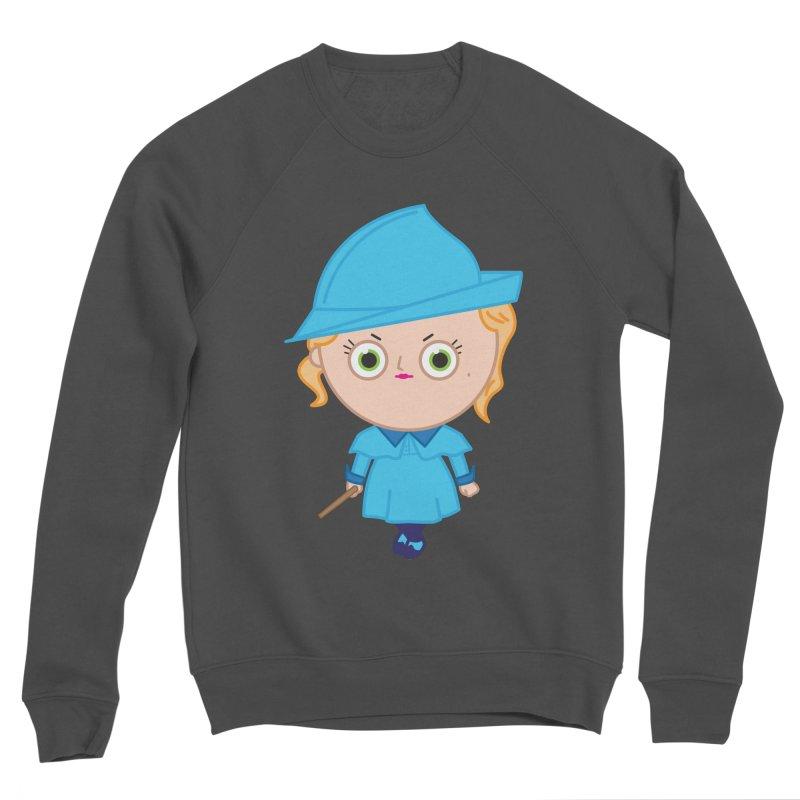 Fleur Women's Sponge Fleece Sweatshirt by Pepe Rodríguez