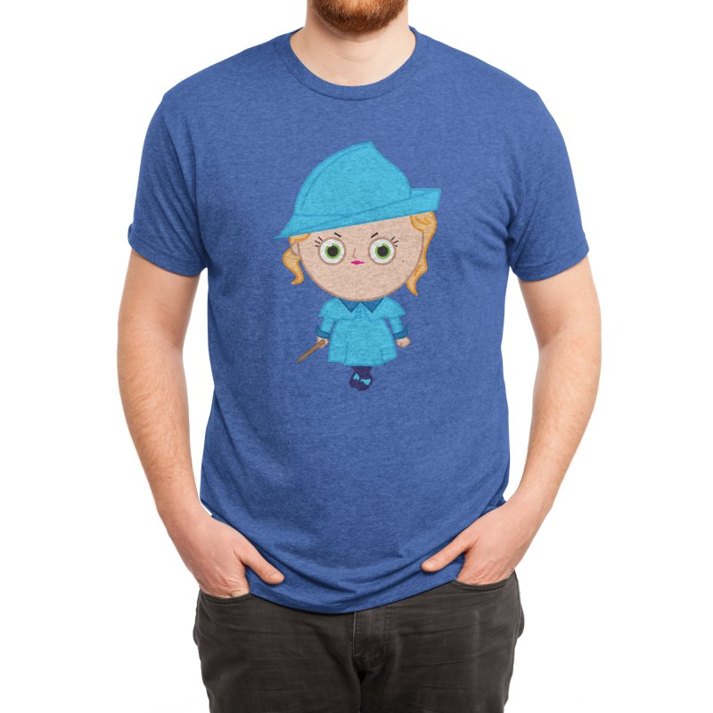 Fleur Men's T-Shirt by Pepe Rodríguez