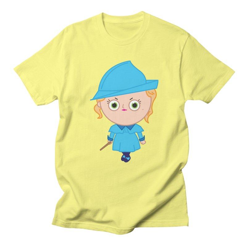 Fleur Men's Regular T-Shirt by Pepe Rodríguez