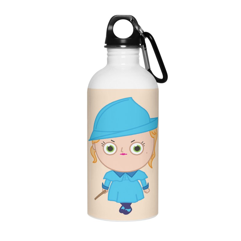 Fleur Accessories Water Bottle by Pepe Rodríguez
