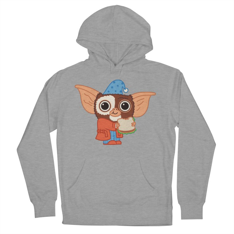 Midnight Snack Women's Pullover Hoody by Pepe Rodríguez