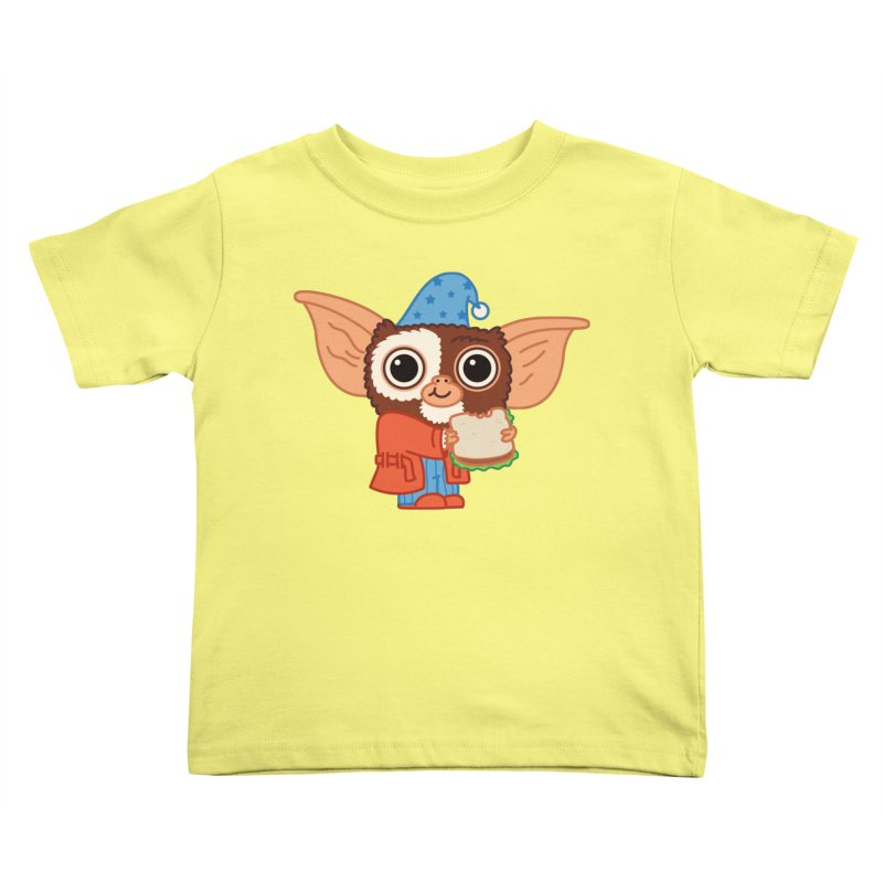 Midnight Snack Kids Toddler T-Shirt by Pepe Rodríguez