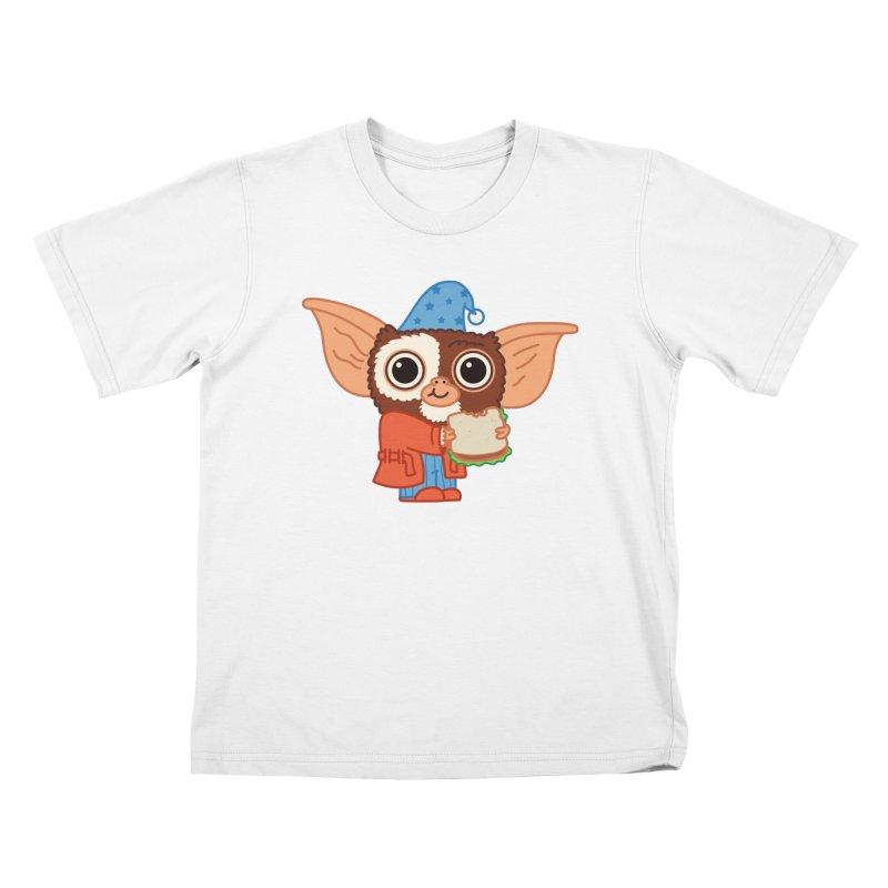 Midnight Snack Kids T-Shirt by Pepe Rodríguez