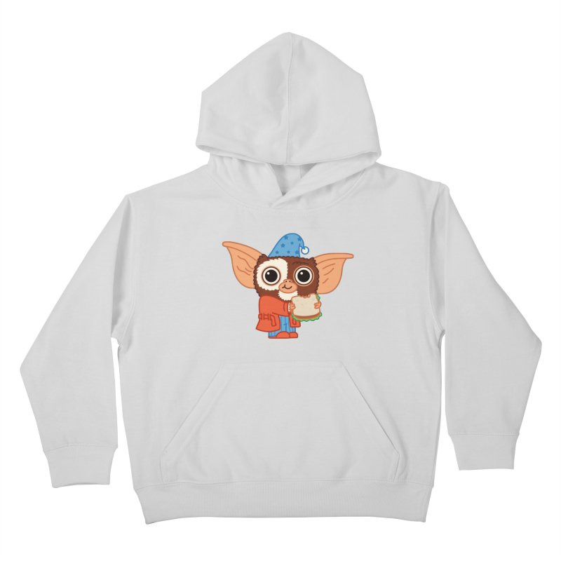 Midnight Snack Kids Pullover Hoody by Pepe Rodríguez