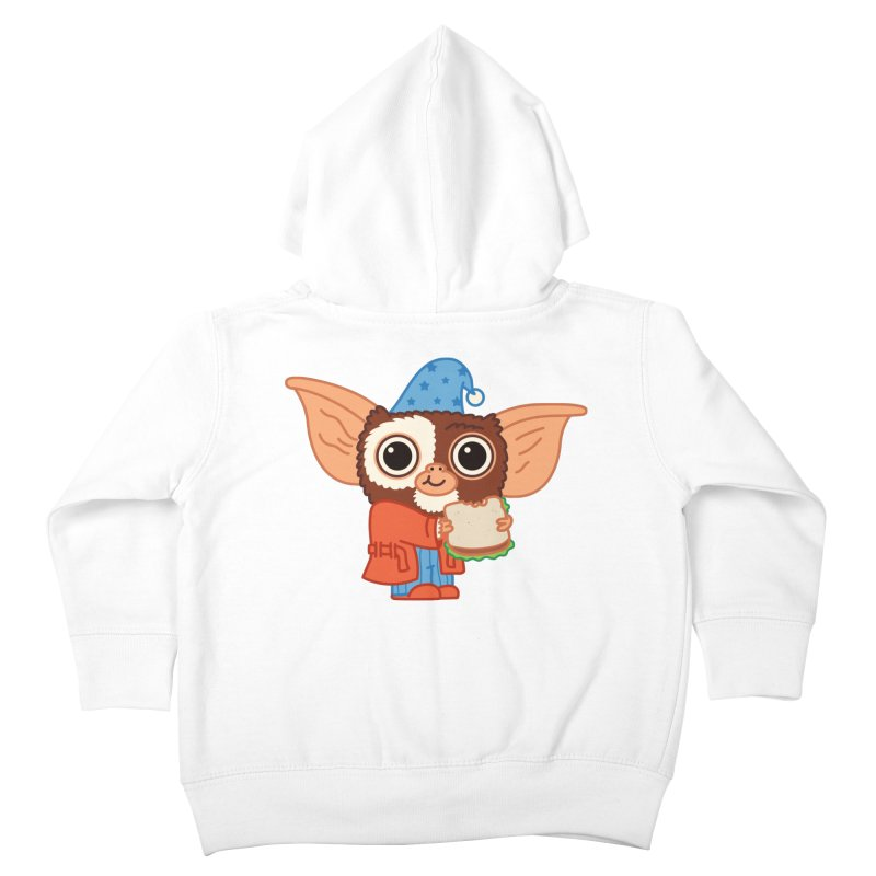 Midnight Snack Kids Toddler Zip-Up Hoody by Pepe Rodríguez