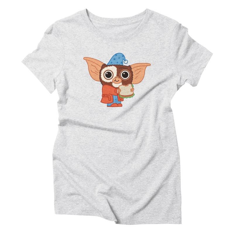 Midnight Snack Women's Triblend T-Shirt by Pepe Rodríguez