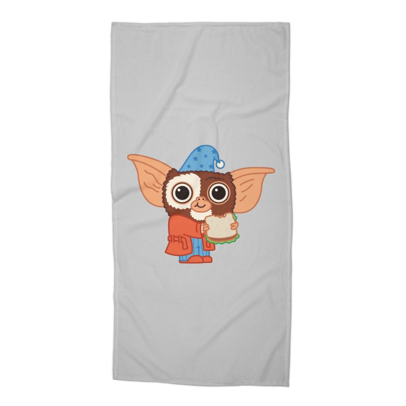 Midnight Snack Accessories Beach Towel by Pepe Rodríguez