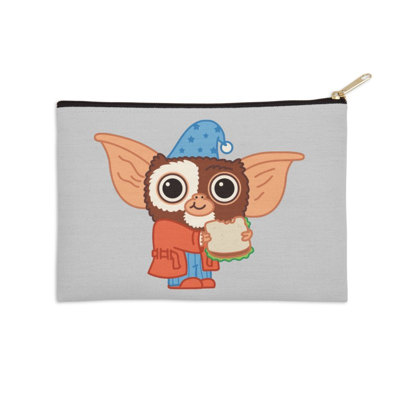 Midnight Snack Accessories Zip Pouch by Pepe Rodríguez