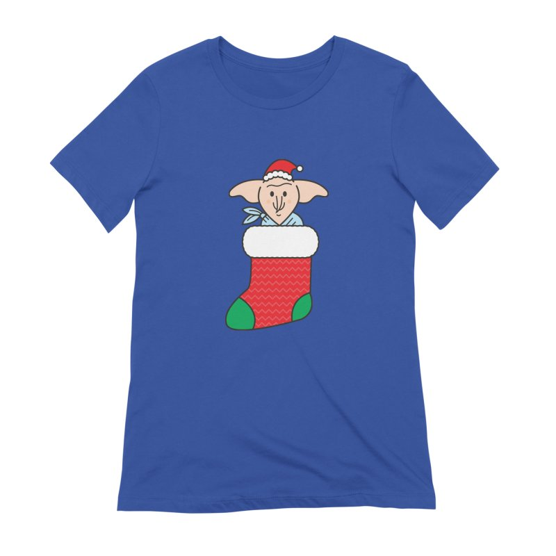 Xmas Elf Women's Extra Soft T-Shirt by Pepe Rodríguez