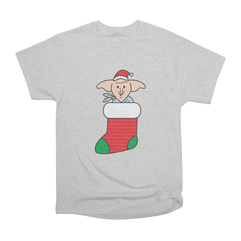 Xmas Elf Men's Heavyweight T-Shirt by Pepe Rodríguez