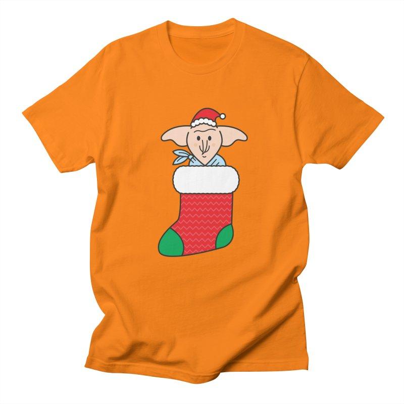 Xmas Elf Men's Regular T-Shirt by Pepe Rodríguez