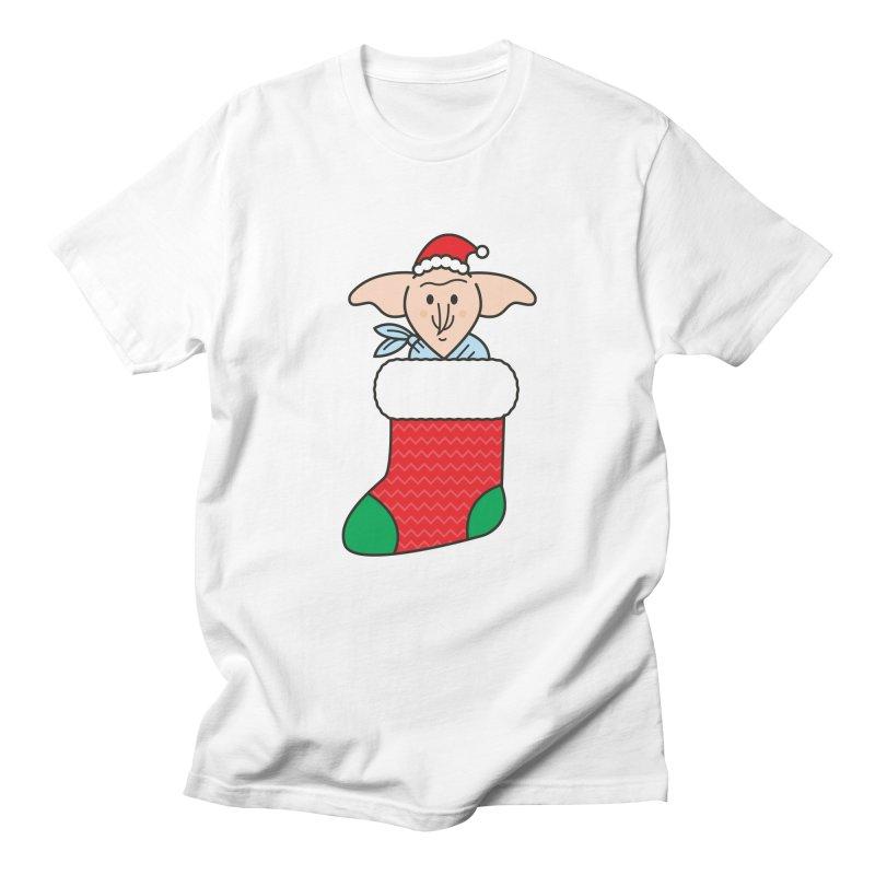 Xmas Elf Women's Regular Unisex T-Shirt by Pepe Rodríguez
