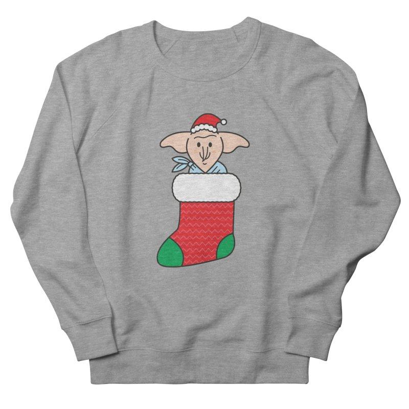 Xmas Elf Women's French Terry Sweatshirt by Pepe Rodríguez
