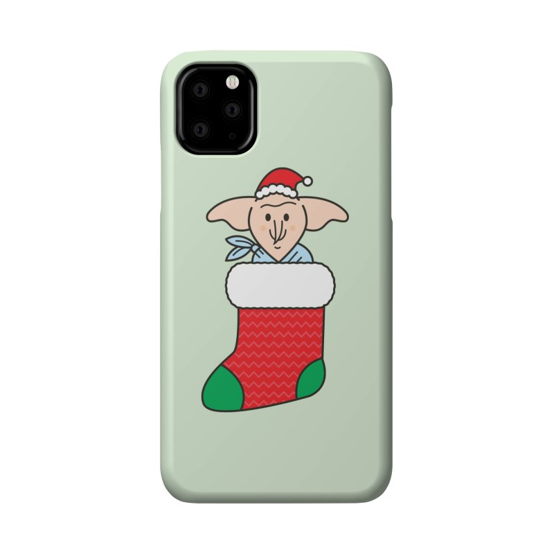 Xmas Elf Accessories Phone Case by Pepe Rodríguez