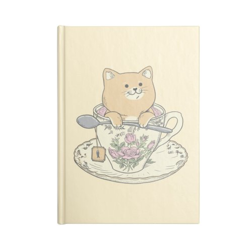 image for Tea Cat Time