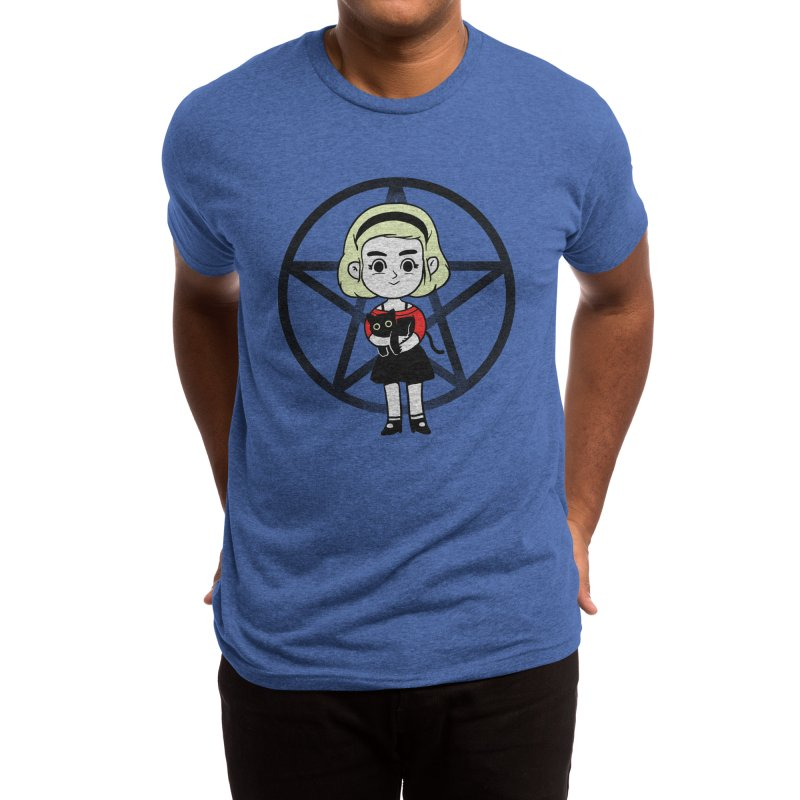 Sabrina and Salem Men's T-Shirt by Pepe Rodríguez