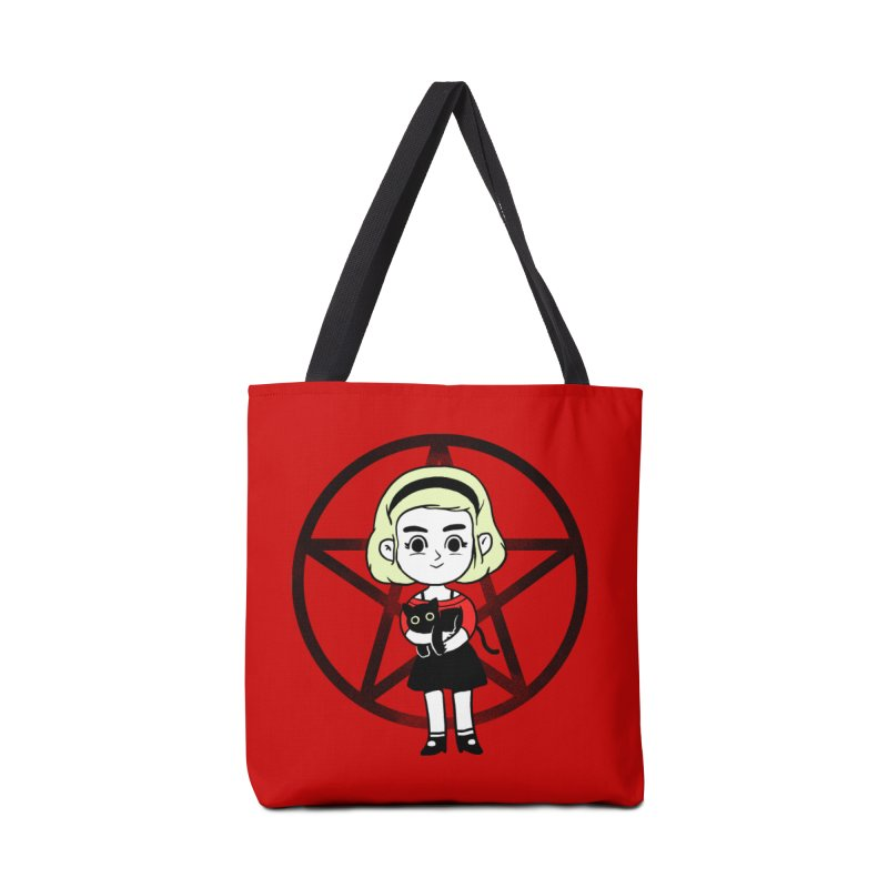 Sabrina and Salem Accessories Tote Bag Bag by Pepe Rodríguez