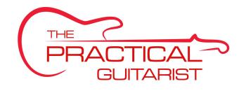practicalguitaristpodcast's Artist Shop Logo