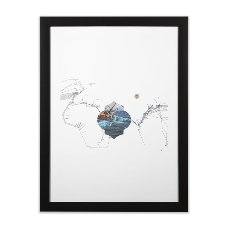March 2016 No. 1 Home Framed Fine Art Print by Prate