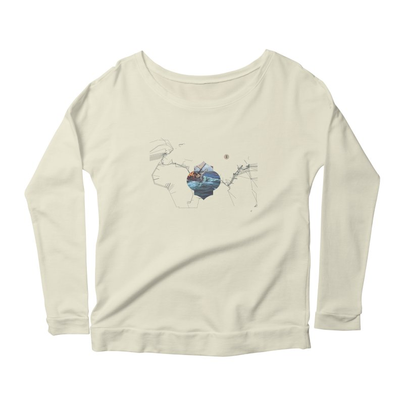 March 2016 No. 1 Women's Scoop Neck Longsleeve T-Shirt by Prate