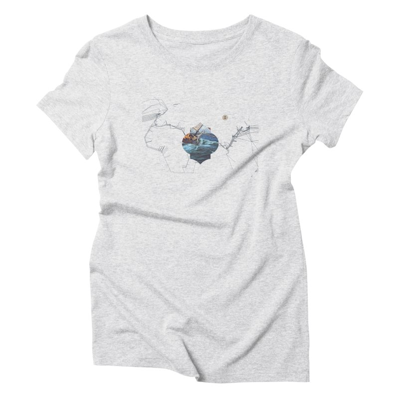 March 2016 No. 1 Women's Triblend T-Shirt by Prate